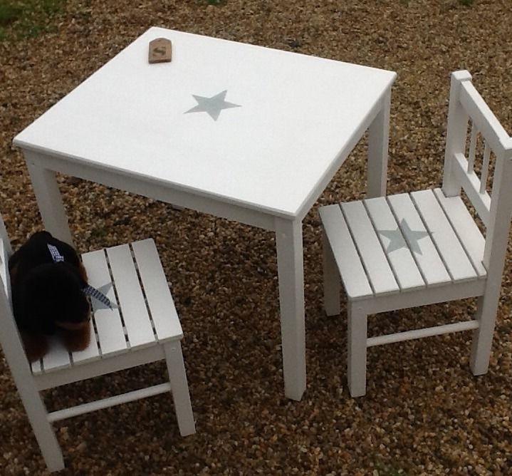 17 meilleures id es propos de table et chaise enfant sur for Ambiance tables et chaises reims