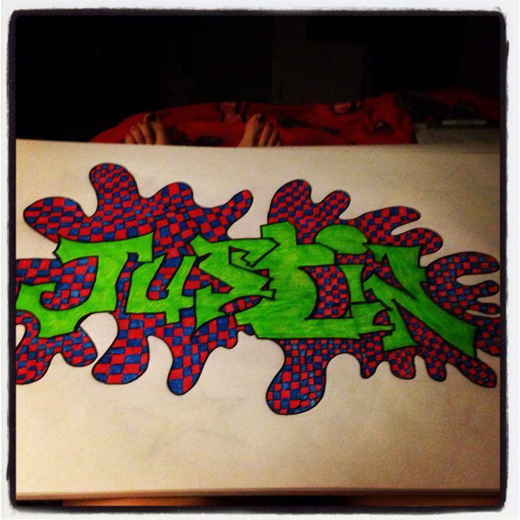 57 besten graffiti bilder auf pinterest | graffiti-alphabet, Einladung