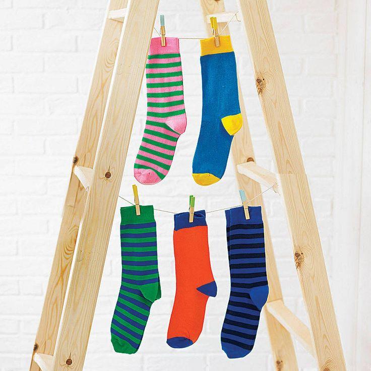 sock subscription by henry j socks | notonthehighstreet.com