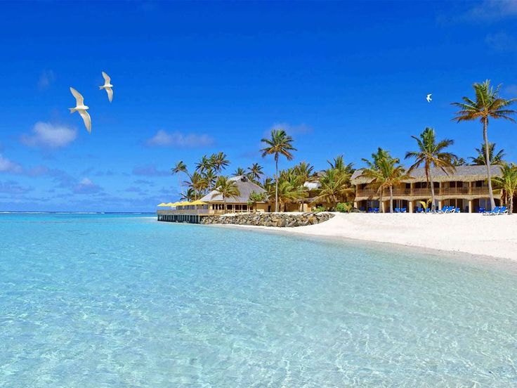 Image result for O arquipélago das Ilhas Cook são um paraíso de tirar o fôlego