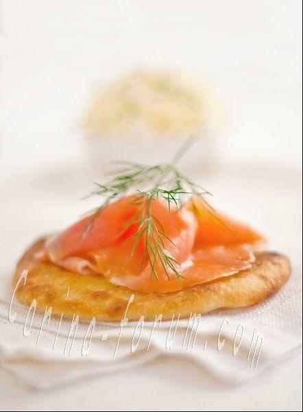Финские картофельные лепешки - Perunarieska
