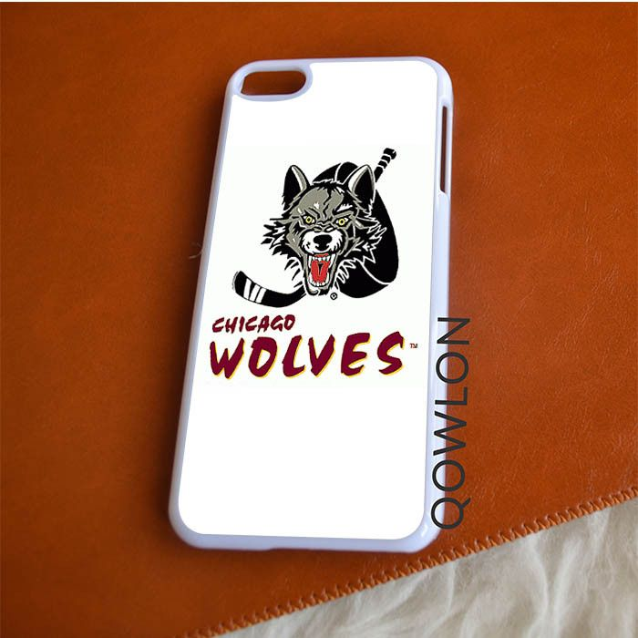 Chicago Wolves Art iPod Touch 6 | 6TH GEN Case