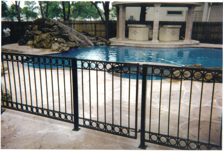 Ornamental Pool Fence Google Search Pool Fence Gigs