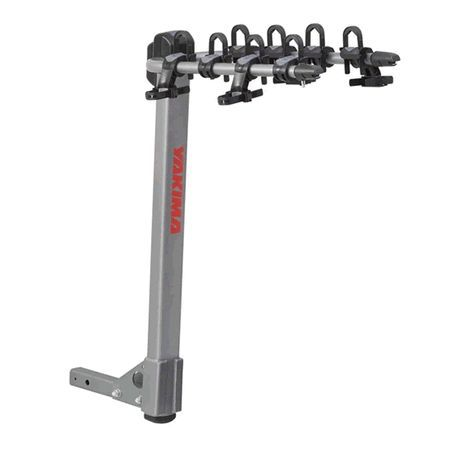 Yakima LongHaul - 4 Bike Hitch Rack - For 2 Inch Hitch - RV Approved