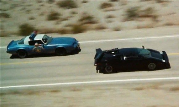 The Cannonball Run 1980 Lamborghini Countach Lp 400s I