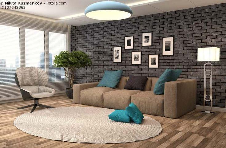 23 best Wohnzimmer mit Erdfarben images on Pinterest Home - Wohnzimmer Grau Orange