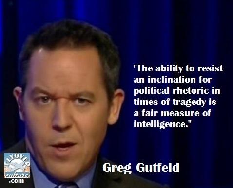 A man built with righteous words: Greg Gutfeld