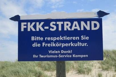Legendär für FKK: Buhne 16, Kampen, Sylt