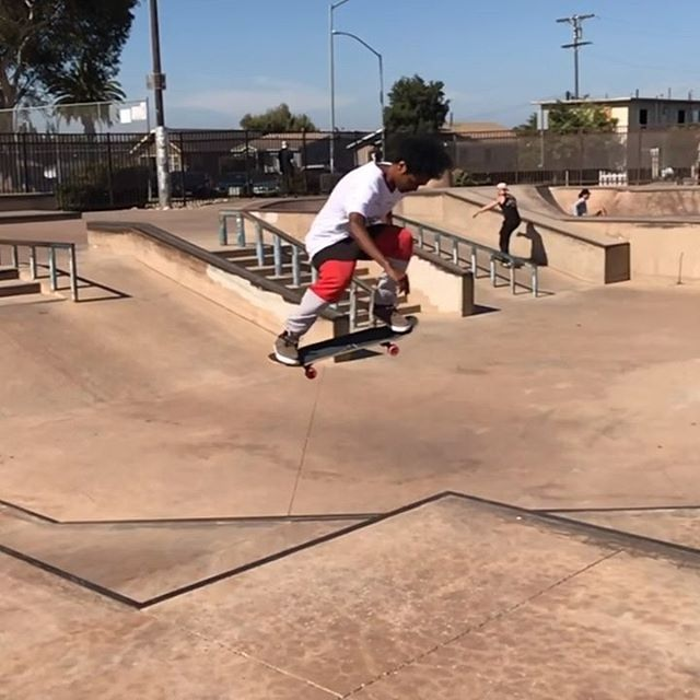 Vierneskevin Alex Ibarra Skateboard Ibarra Stationary Bike