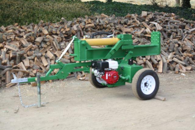 Splitez Model 25000  /   hydraulic cylinder  /   log splitter  /  wood splitters  /  Prince hydraulic cylinders
