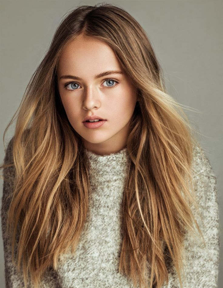 I would like to try this long hair style idea for my daughter, who has a long hair.