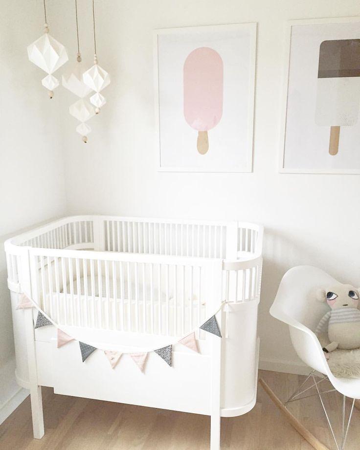 91 besten kinderzimmer f r m dchen girls room ideas bilder auf pinterest kinderzimmer - Wimpel babyzimmer ...