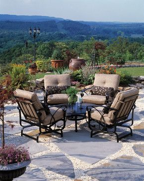 Superb Outdoor Patio Furniture   Traditional   Patio   Oklahoma City   J C  Swansonu0027s Fireplace And Patio Shop