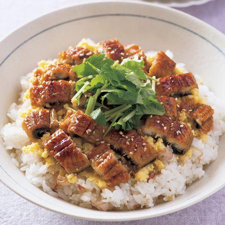 うなぎとみょうが酢のちらしずし | 伊藤晶子さんのすしの料理レシピ | プロの簡単料理レシピはレタスクラブニュース