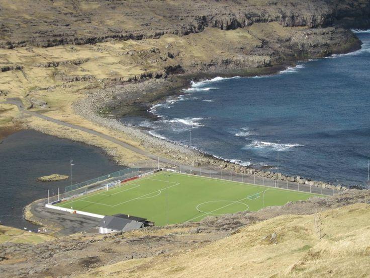 Campo de Eidi (Islas Feroe)
