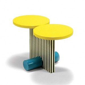 Memphis, Michele de Lucchi, polar coffee table,1984,