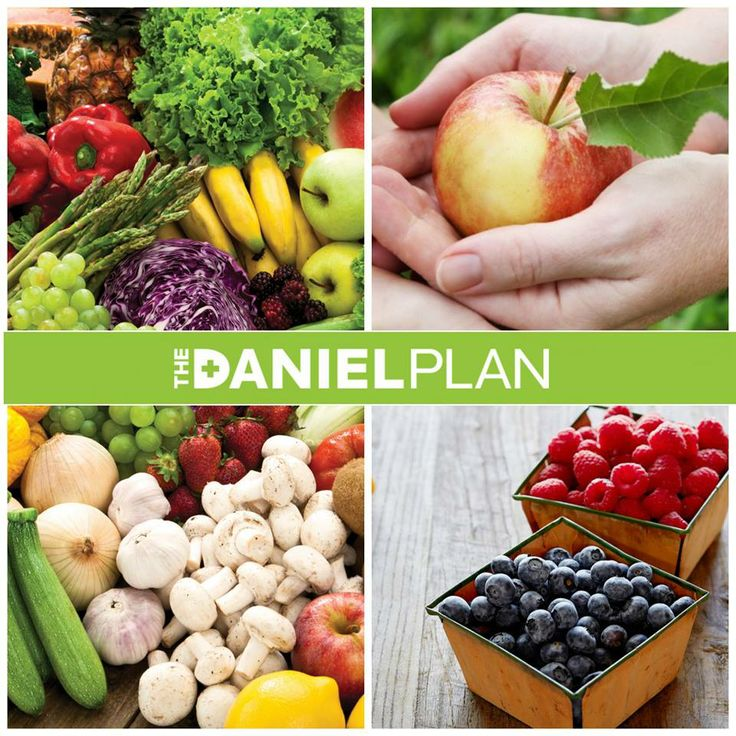 35 best images about The Daniel Plan: 40 Days to a ...