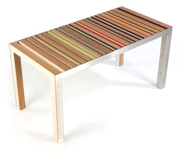 Strato Table, Michael Travalia for projectHOLO