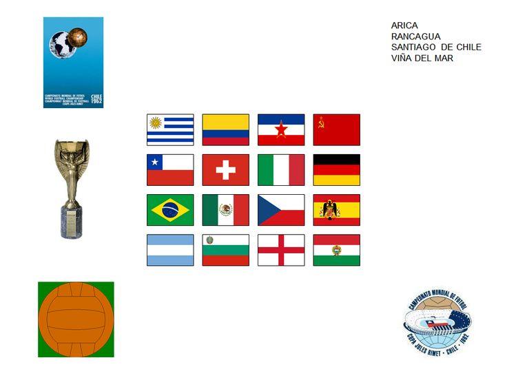 Copa Mundial de Fútbol de 1962 CHILE