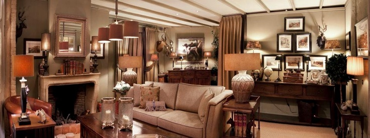 24 best classic interior english style / klassiek engels interieur ...