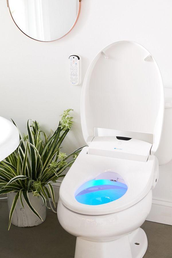 Brondell Swash 1400 Luxury Bidet Seat Bidet Seat Bidet Toilet