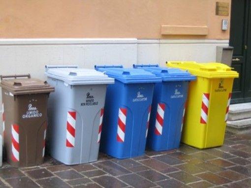 Nuova calendario di raccolta rifiuti a Mondovì-Quotidiano online della provincia di Cuneo