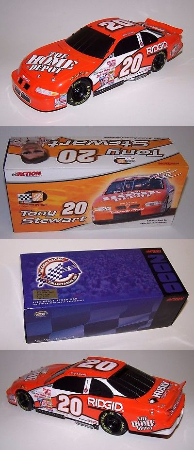 Rally Cars 180271: Tony Stewart 2000 #20 Home Depot Pontiac Grand Prix 1:24 Bwbank 1 Of 2,508 -> BUY IT NOW ONLY: $79.99 on eBay!