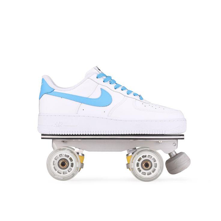 Skates Custom | Retro roller skates, Roller skates, Blue shoes