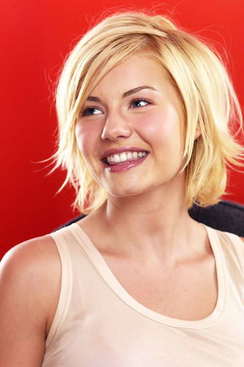 hair style with layers best 25 elisha cuthbert ideas on bob 3590