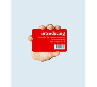 Introducing Designs for Making a First Impression. I found this on shop.visualjunkie.no