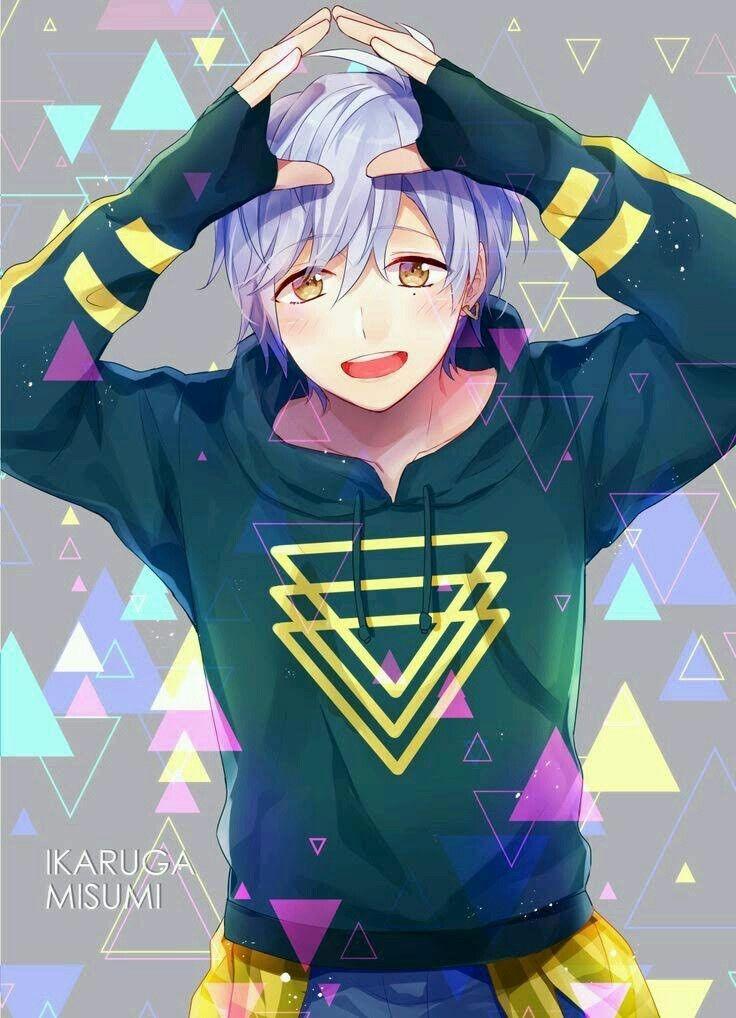 Pin by Yumi on A3! Anime guys, Anime characters, Anime