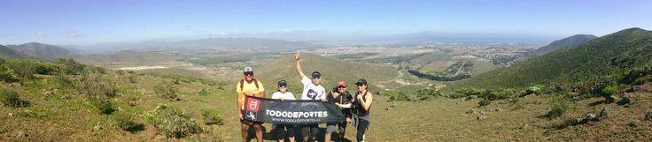 Cerro corazón junto a los mejores!!