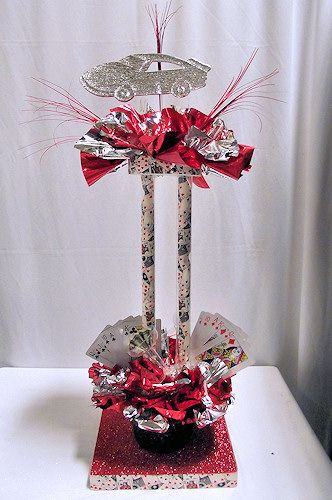Best images about make tall centerpieces on pinterest