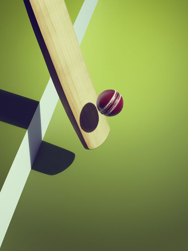 Sports Shadow by Gem Fletcher, via Behance