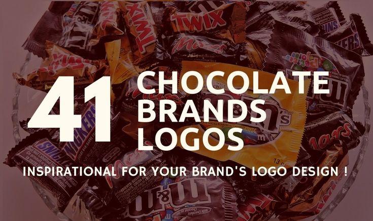 41 Best Chocolate Brands Logos | Brandyuva.in
