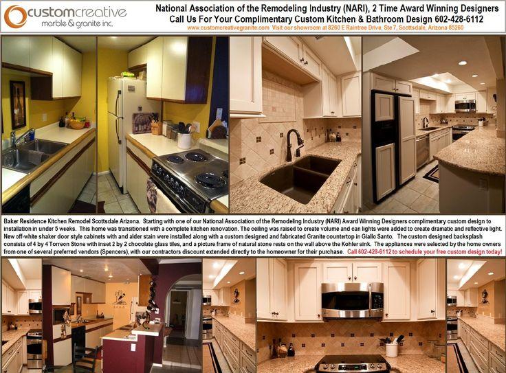Scottsdale Custom Kitchen Remodeling Contractor Free Custom Designs