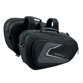 Sacoches laterales moto Difi Globe Medium