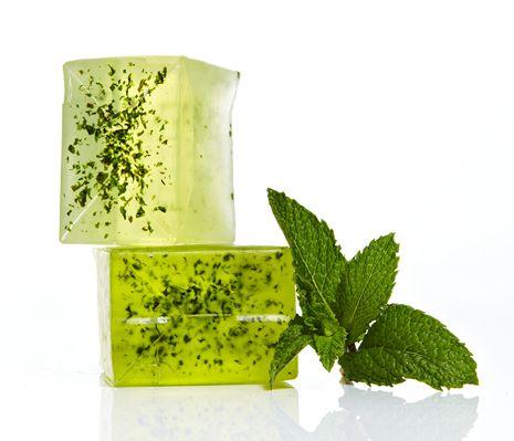 herb soap ~ so refreshing