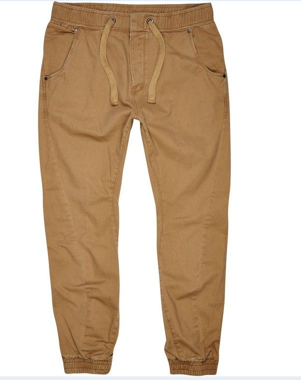 Men's Light Brown Jogger