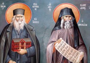"""St. Silouan lived in relative obscurity (1866-1938), ... His life, teachings, and writings were gifted to our generation by the only spiritual son of St. Silouan, the Elder Sophrony, in the book Saint Silouan the Athonite. Not only was St. Silouan a brave soldier of Christ, a great spiritual struggler, he ... allowed deep experience of God in the depths of his heart. St. Silouan was also a writer of poems and prayers."""""""