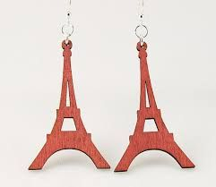 Image result for laser cut eiffel tower