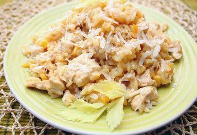Ризотто с курицей » Аппетитно: кулинарные рецепты
