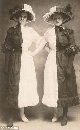 Vintage witches. I wish my best friend lived closer- we'd rock this out!