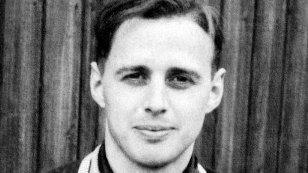 Jørgen Kieler, medlem af modstandsgruppen Holger Danske.
