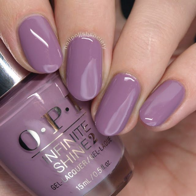 OPI Iceland Fall/Winter 2017 Collection - One Heckla of a Color!