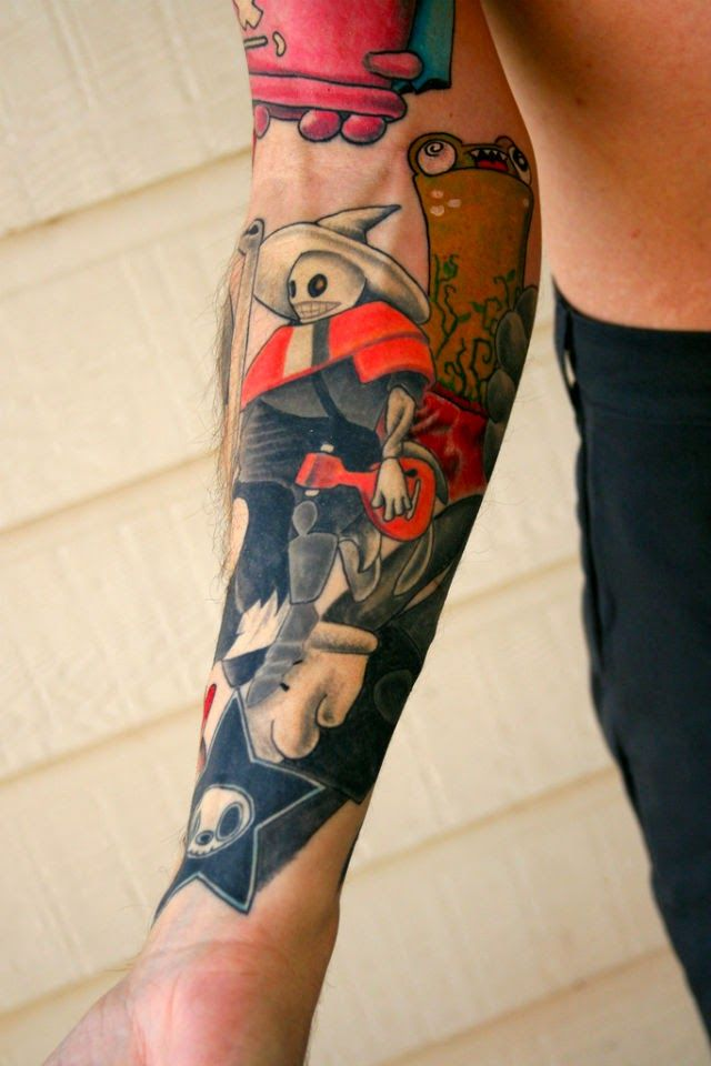 Half Sleeve Forearm Tattoo Designs: Best Forearm Tattoos For Men Quotes Design Symbols Cool