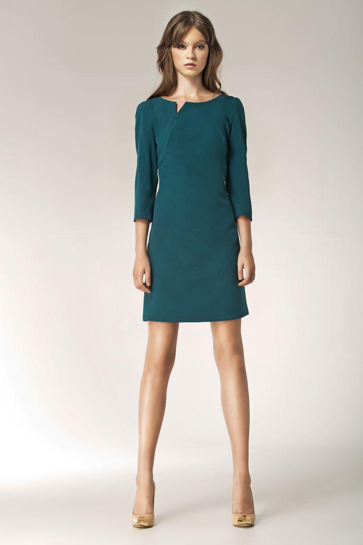 Klasyczna sukienka w sklepie Olive.pl #klasyka #sukienka #tunika #sklep #online