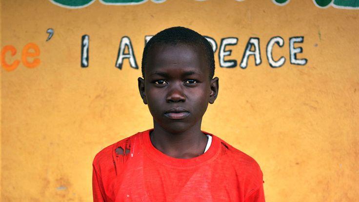 Darius (13) is soldaat geweest in het 'Verzetsleger van de Heer', een rebellengroep in het noorden van het Afrikaanse land Uganda.