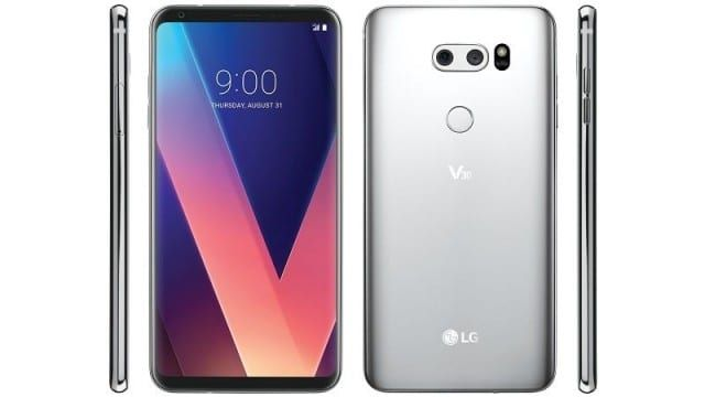 "LG V30 latest Teaser and all confirmed specs: Why you'll want to buy LG's next flagship phone Ahead of August 31 slated release date, LG Electronics Inc. has introduced two 15-second ads for its flagship V30 smartphone.  LG V30 latest Teaser and latest specs  One of the clips showed a page being torn apart from a blue-colored notebook with a phrase, ""There's a reason to break up with you."" The other video showed a pen being broken into two pieces in the shape of a ""V.""  Phone specs in brief…"