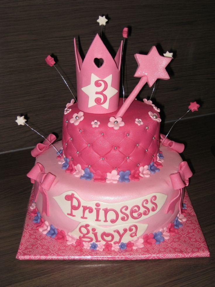 Prinsessen sterretjes  taart